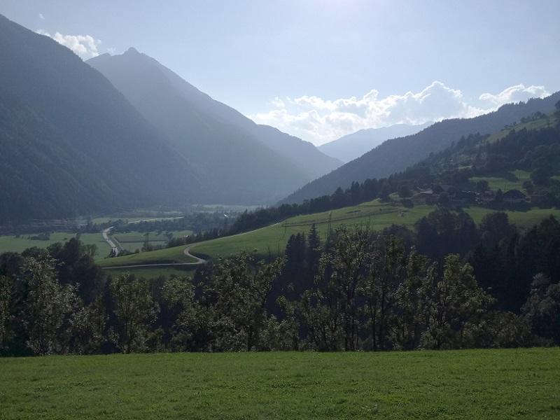 Mölltal in Kärnten