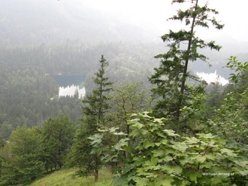 Ödseen in der Hetzau beim Almtal, Salzburg