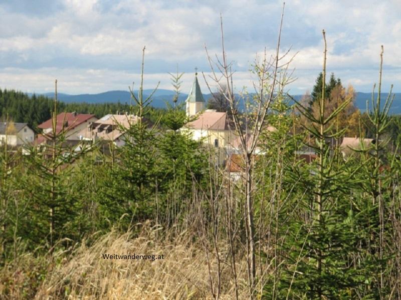 Bärnkopf im Waldviertel, Niederösterreich