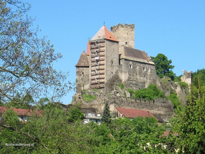 Burg Hardegg im Waldviertel, Niederösterreich
