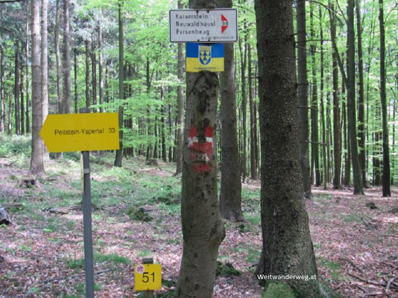 Auf dem Ostrong in Niederösterreich