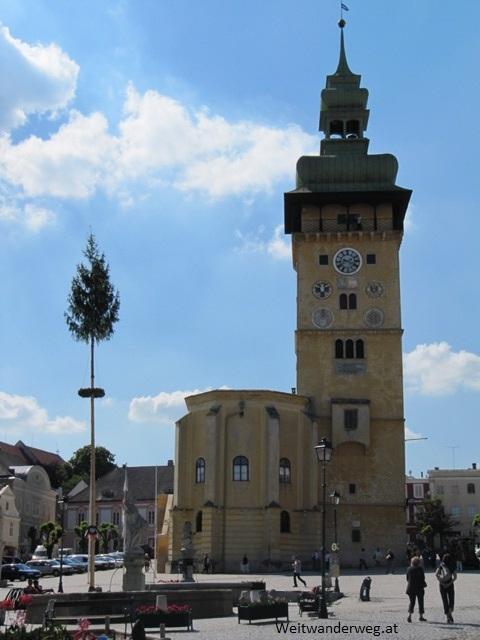 Stadtturm von Retz im Weinviertel, Niederösterreich