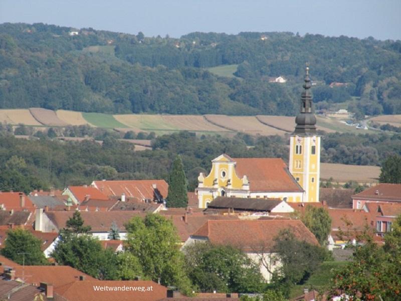 Fürstenfeld in der Steiermark