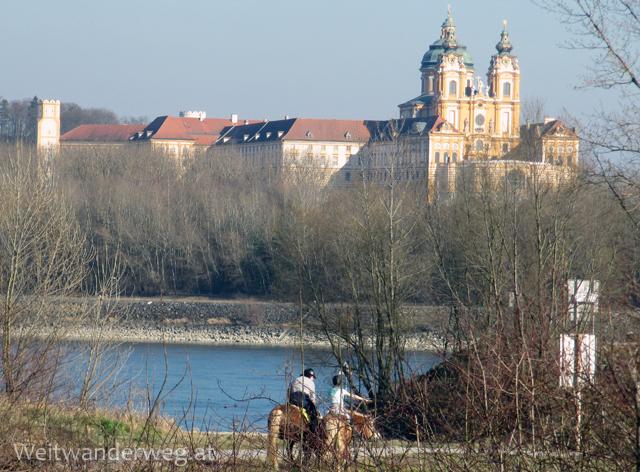 Donauufer bei Emmersdorf