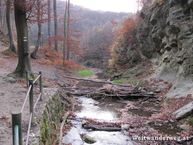 Hagenbachklamm, Unterkirchbach, Kirchbach