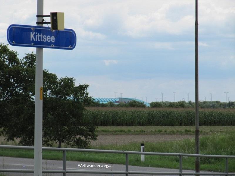Bahnhof Kittsee, Burgenland