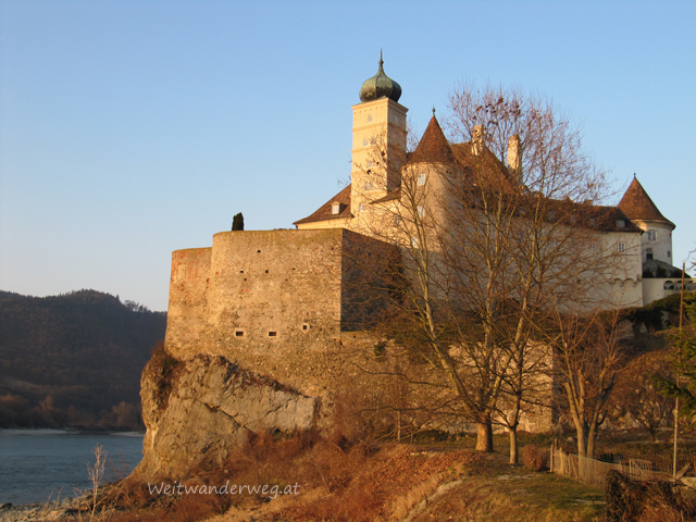 Kloster Schönbühel an der Donau in Niederösterreich