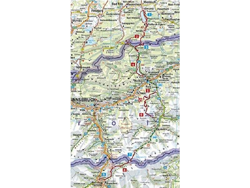 Alpenueberquerung Tegernsee-Sterzing
