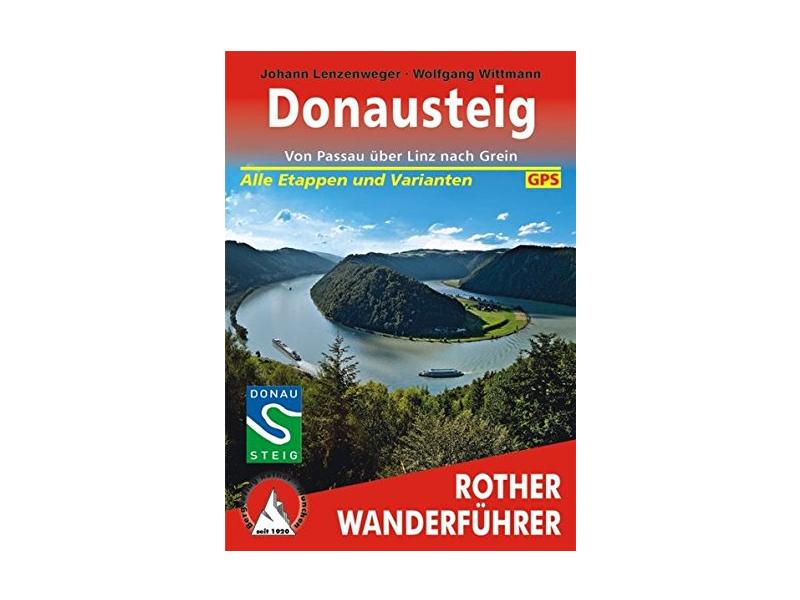 Rother Wanderführer Donausteig