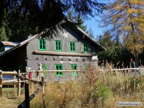OEAV Alpenvereinshütte Amstettner Hütte, Ybbstaler Alpen