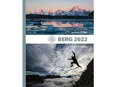 Alpenvereinsjahrbuch Berg 2022, BergWelten - Ortler, BergFokus - Freiheit