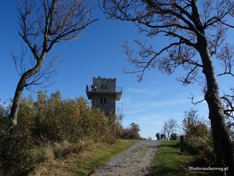 Aussichtswarte im Naturpark Geschriebenstein-Írottkö