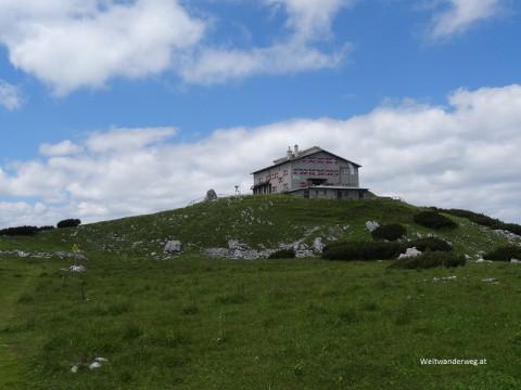 Das Habsburghaus auf der Rax