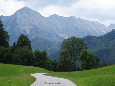 Totes Gebirge mit dem Großen Priel