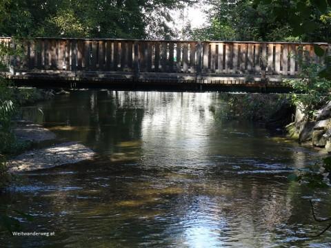 Brücke über die Piesting