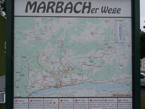 Marbach an der Donau im Nibelungengau