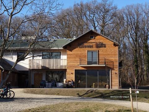 Die Wiener Hütte im Wienerwald