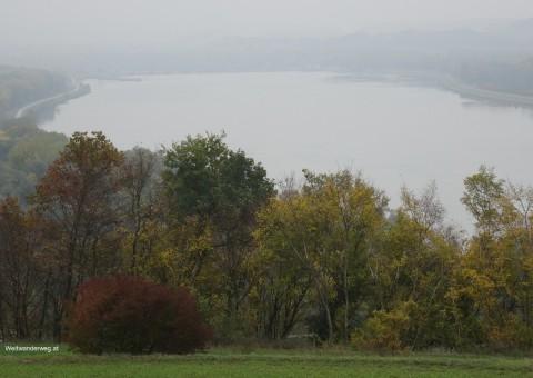 Die Donau im Nibelungengau