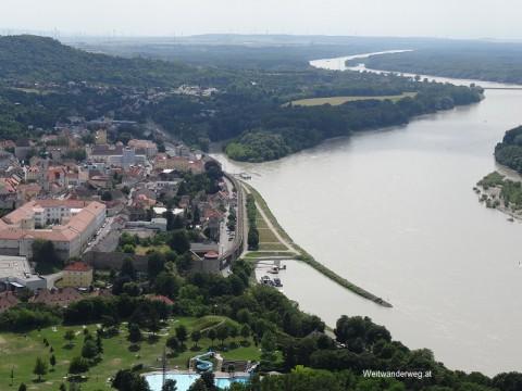 Hainburg an der Donau in Niederösterreich