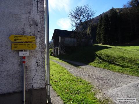 Hochseeberg im Mostviertel
