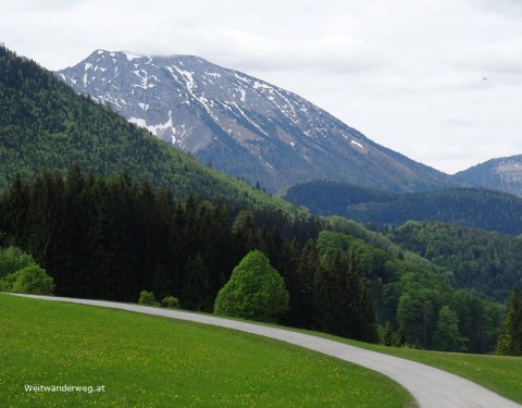 Ötscher Bergmassiv
