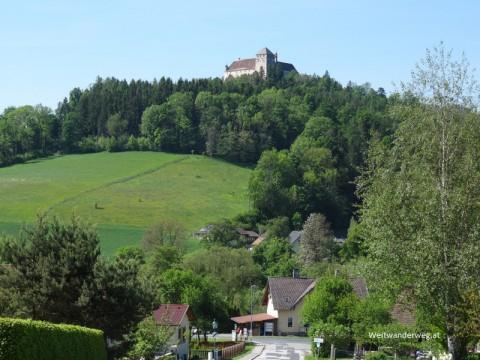 Schloß Krumbach in Niederösterreich
