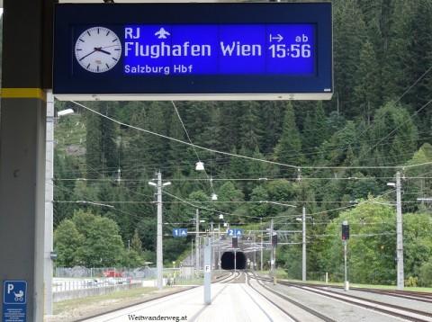 Bahnhof Langen am Arlberg