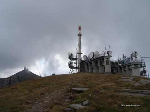 Steinschneider und Großer Speikkogel, Koralpe, Kärnten, Steiermark