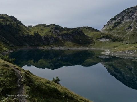 Formarinsee in Vorarlberg