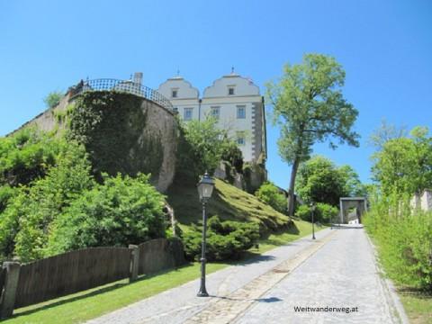 Burg Weitra in der Stadt Weitra im Waldviertel