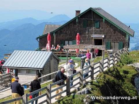 Himmelspforthütte, Schafberg, Salzkammergut