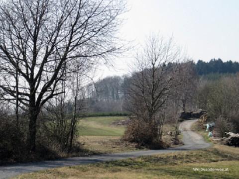 Kulturlandschaft Hochebene Bärenreut in der Wachau