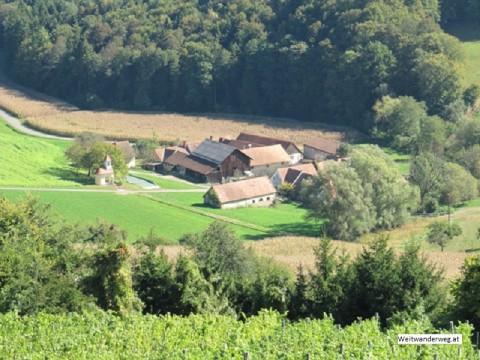 Bauernhof im Vulkanland, Südost-Steiermark