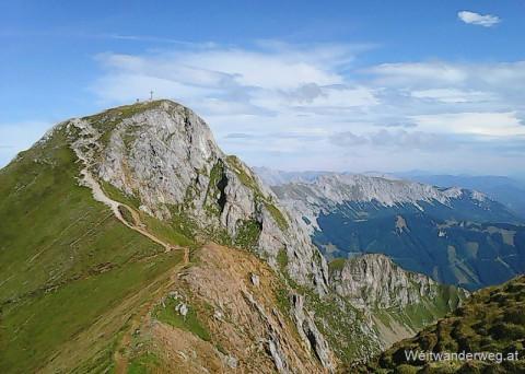 Eisenerzer Reichenstein Gipfel