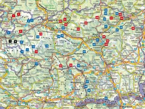 Rother Alm- und Hüttenwanderungen Steiermark