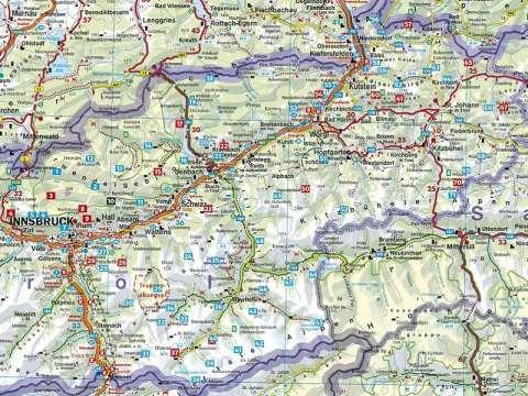 Alm- und Hüttenwanderungen Tirol Unterland