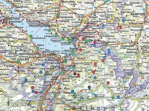 Rother Wanderbuch ErlebnisWandern Bodensee