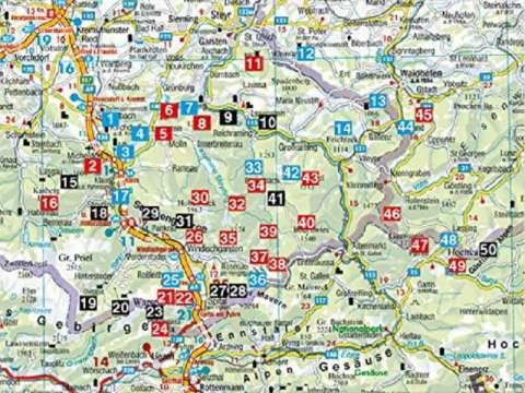 Rother Wanderführer Nationalpark Kalkalpen, Sengsengebirge, Reichraminger Hintergebirge, Steyrer Voralpen