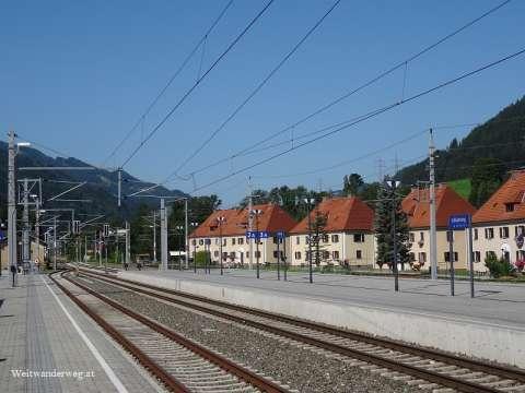 Bahnhof Schladming, Steiermark