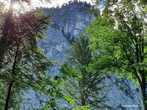 Teufelskanzel, Zahmer Kaiser, Ebbs in Tirol