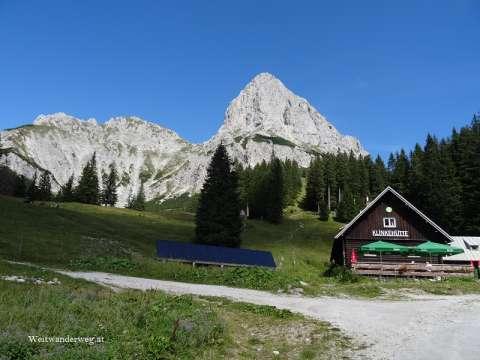 Klinke Hütte, Gesäuse, Steiermark