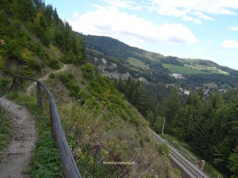 Semmering Bahnwanderweg Niederösterreich